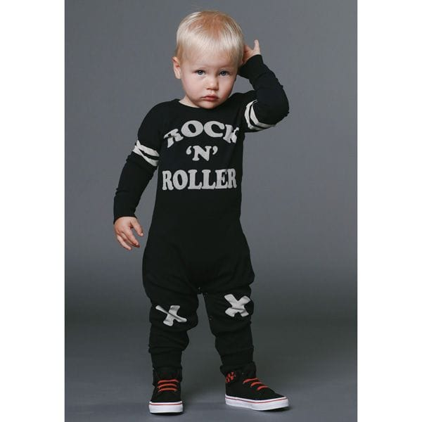 Rock Your Baby - Rock N Roller Playsuit
