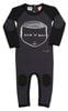 Rock Your Baby - Rock N Roll Face Playsuit