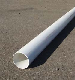 90MM STORMWATER PIPE 6M LENGTH