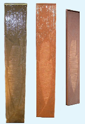 Designer Waterwall Rustic Brown