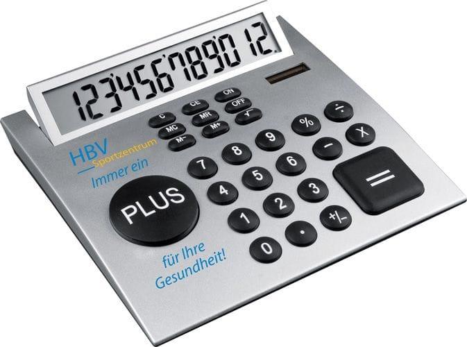 CrisMa designed '+' calculator