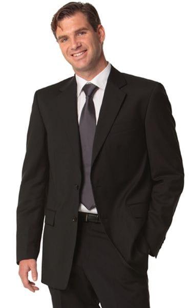 Men's Poly/Viscose Stretch Jacket