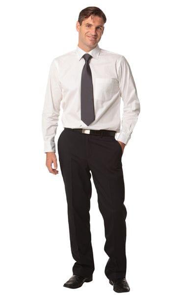 Men's Wool Blend Stretch Pants