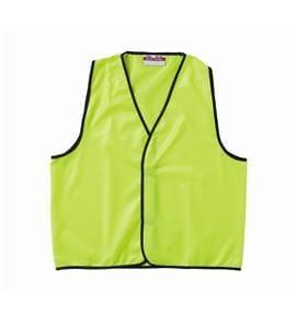 Hi-Visibility Polyester Vest (plain)