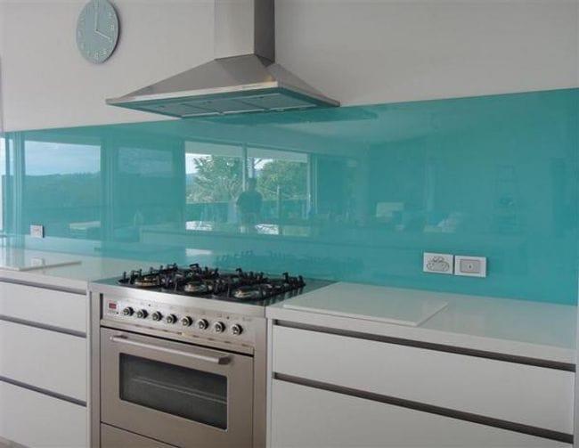 Glass splashback gallery