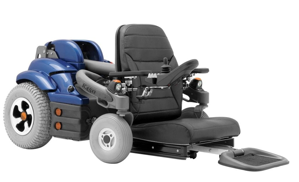 Lightning Mobitity has a Large Range Of Power Wheelchairs