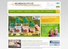 Bio Medicals - manufacturers and suppliers of health foods and alternative therapies - www.biomedicals.com.au