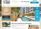 Caribbean Resort, Mooloolaba Beach on the Sunshine Coast.