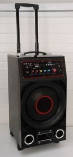 Sound System (Portable 100W PA system)
