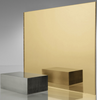 A3 Size Acrylic Gold Mirror Cast Sheet 420 x 297 x 3mm Single Side