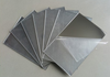A4 Size Acrylic 210 x 297 x 3mm Silver Mirror Sheet CAST. Single Sided with film