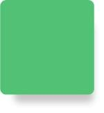 Acrylic A3 420x297x3mm Light Green CAST Sheet