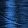 Royal Blue | Silk Cord - Rat Tail | 1m