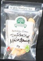 Stahmann Farms Australian Grown Dry Roasted Macadamias