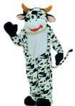 Cow mascot