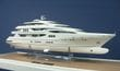 58m Super Yacht - 50 scale