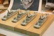 Naval Ships - 400 scale