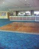 Polished Timber Dance Floor 4.8x4.8m