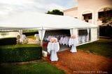Links Hope Island Garden Marquee Wedding Ceremonies