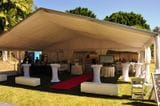 Marquee Cocktail Area