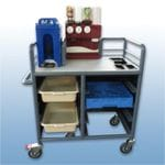Cafe urn trolley