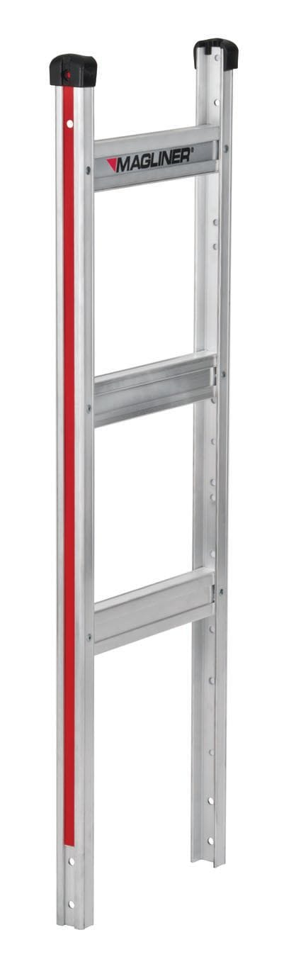 "Frame, Straight Back C Stress Resis 1105mm (43.5"") tall"