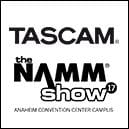 20 Jan 2017: New releases from Tascam at NAMM