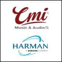 8 DECEMBER 2017: CMI Music & Audio proudly announce a strengthening of our partnership with HARMAN