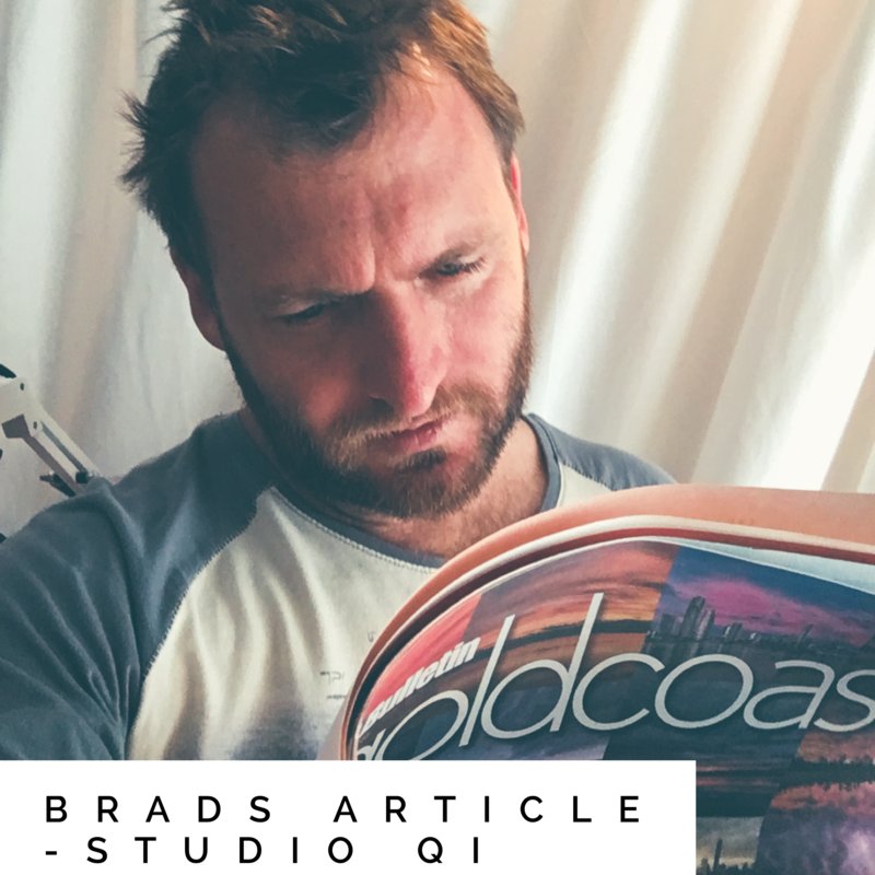 Here is Brad's Bulletin Article