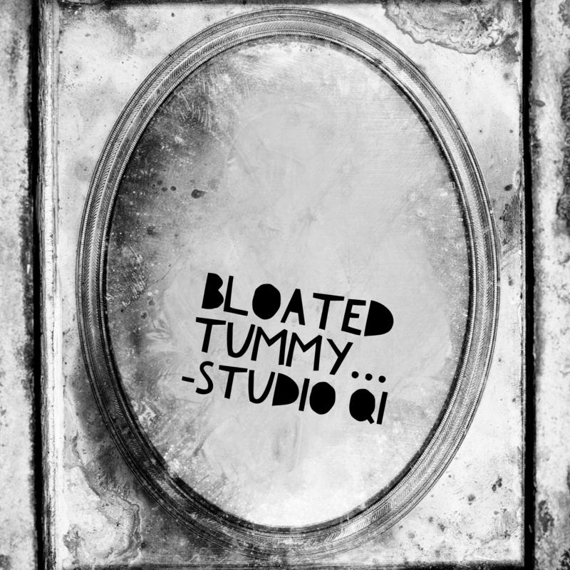 Bloating tummy weather