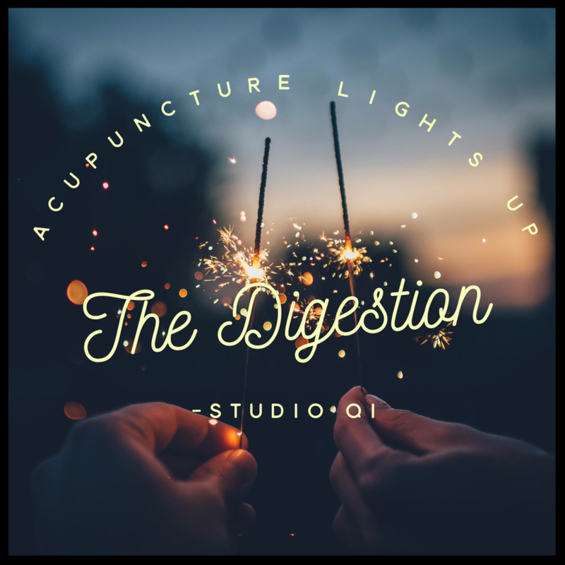 Acupuncture for better Digestion