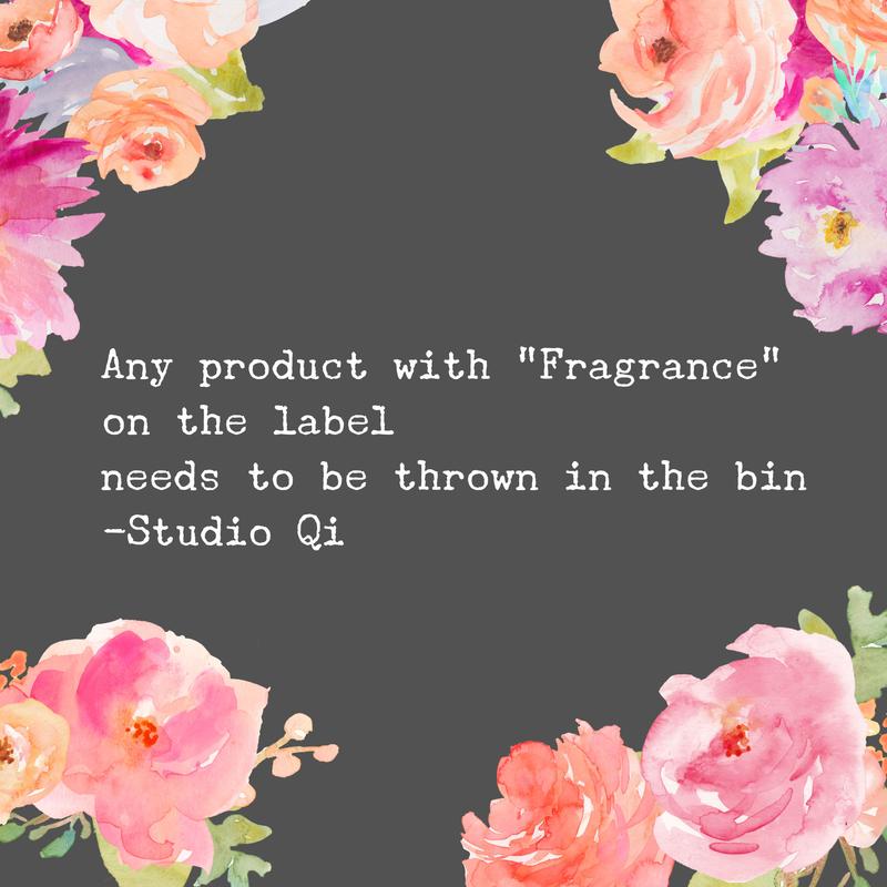 Fragrance...