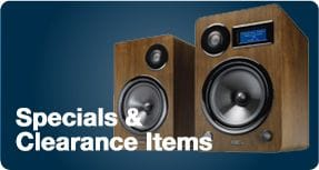 Specials & Clearance Items