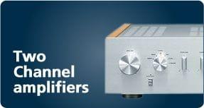 2 Channel Amplifiers