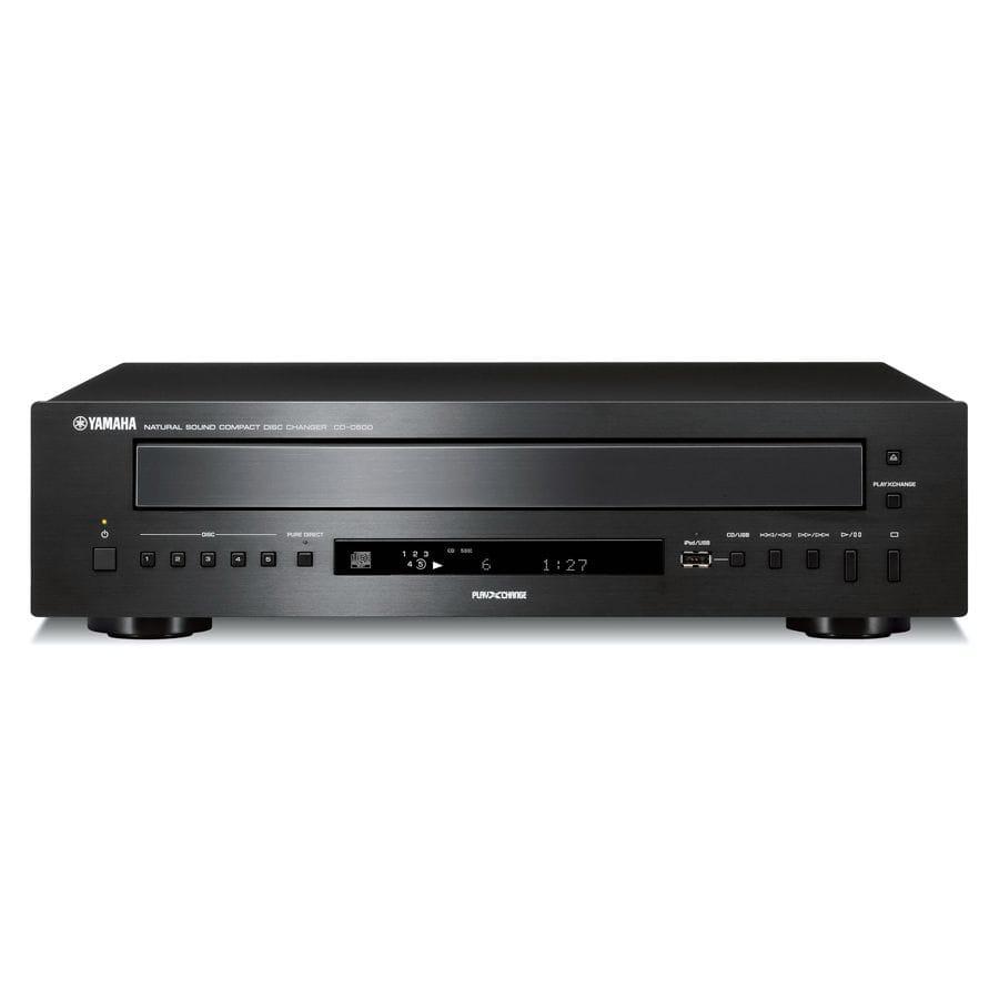 Yamaha CD-C600 5 Disc CD Changer