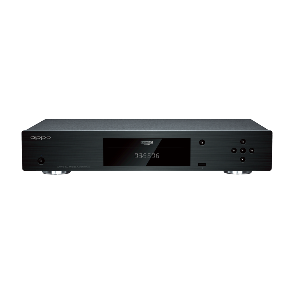 Oppo UDP-203 4K/UHD Blu-ray Disc Player