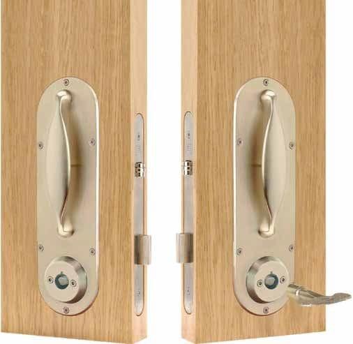 Lifeline Key Locksets