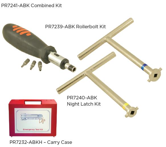 PR3 Emergency Tool Kit
