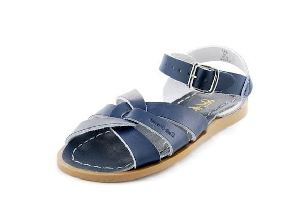 Saltwater Sandal - Navy Adult
