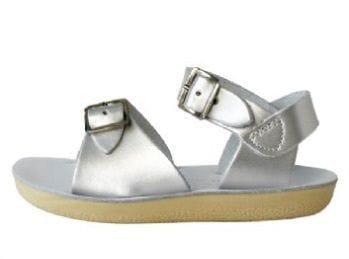 Saltwater - Sun-San Surfer Sandal - Silver