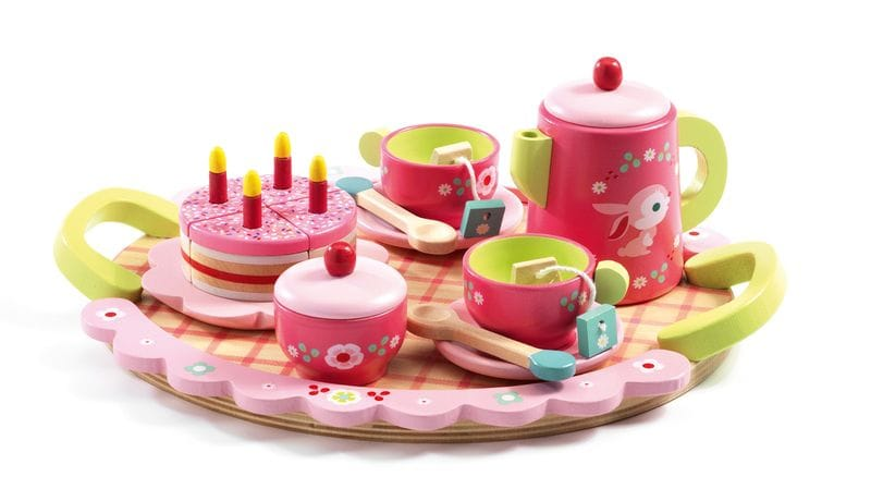 Djeco - Lili Rose Tea Party Set