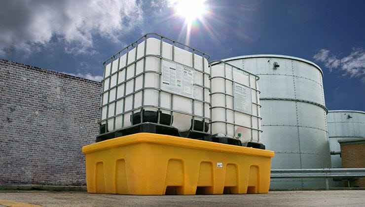 Does Your Liquid Storage Comply With Regulations? - A Low-Cost Compliance Option