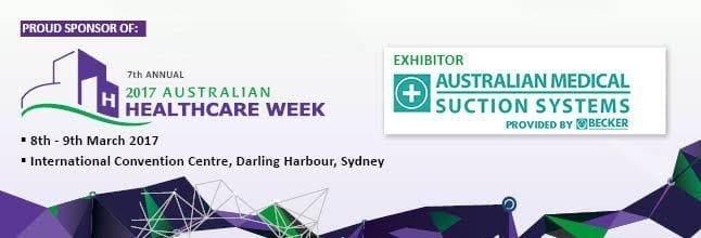 Australian Healthcare Week 2017