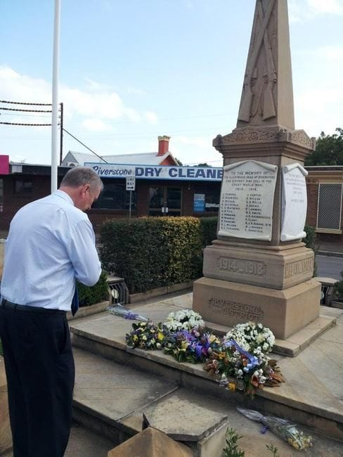 NEW FUNDING FOR ANZAC COMMUNITY PROJECTS