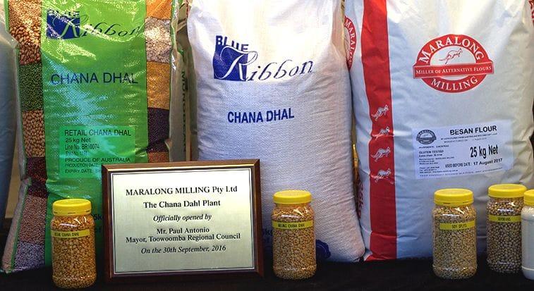 New chana dahl mill opened at Maralong Milling