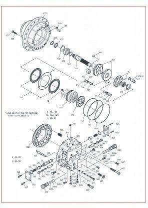 Clark Forklift Engine Parts Diagram Clark Forklift Parts