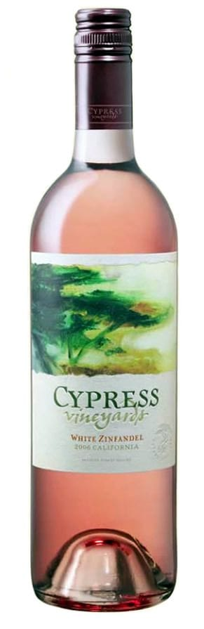 Cypress Vineyards White Zinfandel