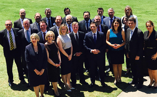 Liberal - National Shadow Cabinet in Cranbourne