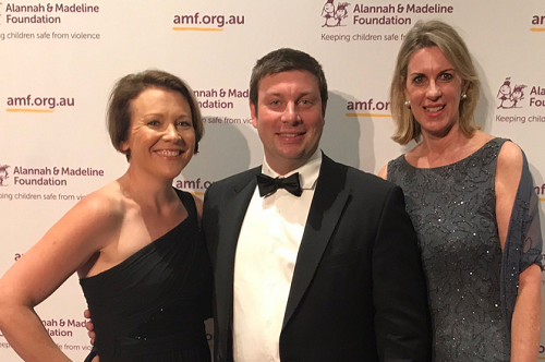 Supporting the Alannah and Madeline Foundation