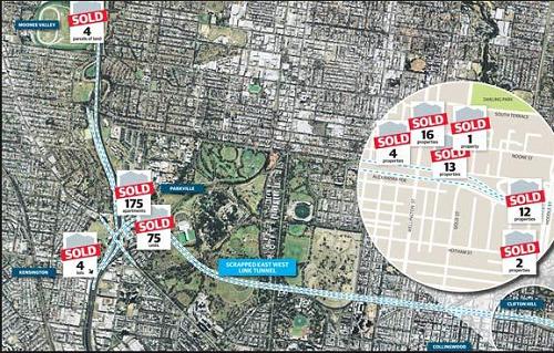 Threat to Link social housing - HERALD SUN